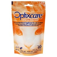 Optixcare L-Lysine Chews for Cats (60 Pack) big image