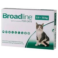 Broadline Spot-On Solution for Large Cats big image