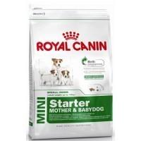 Royal Canin Mini Starter Mother & Babydog big image