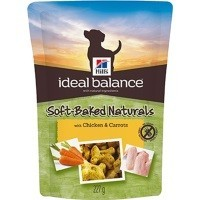 Hills Ideal Balance Soft Baked Naturals with Chicken & Carrots 227g big image