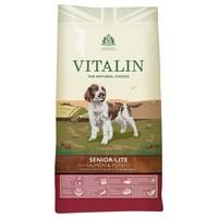 Vitalin Senior/Lite Dry Dog Food (Salmon & Potato) big image