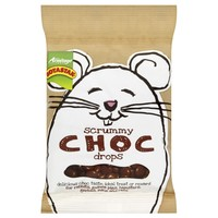 Rotastak Choc Drops for Rodents (50g) big image
