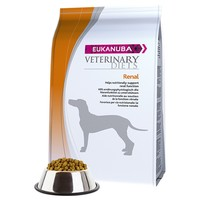 Eukanuba Veterinary Diets Renal for Dogs 12kg big image