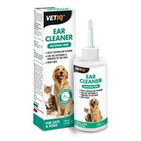 VetIQ Ear Cleaner for Cats and Dogs big image
