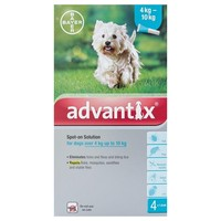 Advantix for Medium Dogs 1.0 ml big image