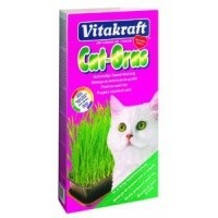 Vitakraft Cat Grass 120g big image