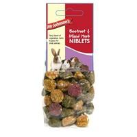 Mr Johnson's Beetroot & Mixed Herb Niblets 140g big image