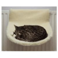 Good Girl Cat Cosy Radiator Cat Bed big image