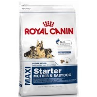 Royal Canin Maxi Starter Mother & Babydog Food 15kg big image