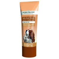 Arden Grange Tasty Liver Paste for Dogs and Cats 75g big image