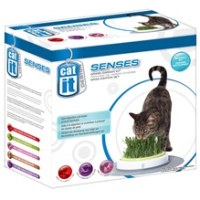 Catit Design Senses Grass Garden Kit for Cats big image