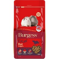 Burgess Excel Rat Nuggets 1.5Kg big image