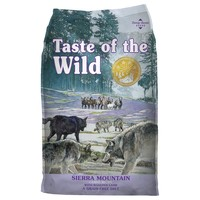 Taste of the Wild Sierra Mountain Dog Food (Roasted Lamb) big image