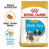 Royal Canin Shih Tzu Puppy Dry Food 1.5kg big image