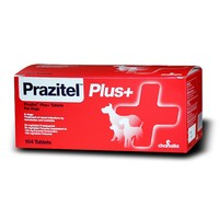 Prazitel Plus Worming Tablets for Dogs big image