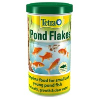 Tetra Pond Flakes 800g big image