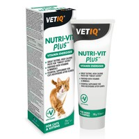 VetIQ Nutri-Vit Plus Cat Vitamin Mineral Support 70g big image