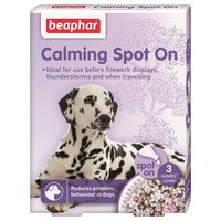 Beaphar Calming Spot On for Dogs (3 Pipettes) big image