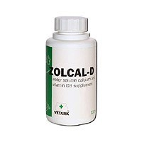 Zolcal D Calcium and Vitamin D Supplement 120ml big image