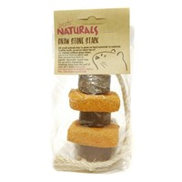Rosewood Naturals Gnaw Stone Snack big image