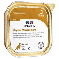 Specific Crystal Management Wet Cat Food big image