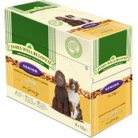 James Wellbeloved Senior Dog Food Pouches 10 x 150g (Lamb with Rice & Veg) big image