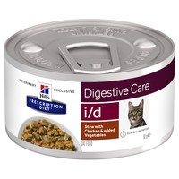 Hills Prescription Diet ID Tins for Cats (Stew with Chicken & Vegetables) big image
