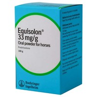 Equisolon 33mg/g Oral Powder for Horses big image