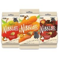 VetIQ Nibblots Treats for Small Animals big image
