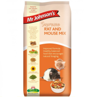 Mr Johnson's Supreme Rat and Mouse Mix 900g big image
