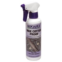 Nikwax Wax Cotton Proof Spray (Neutral) 300ml big image