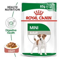 Royal Canin Mini Adult Wet Dog Food in Gravy big image