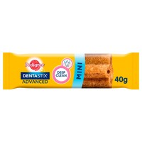 Pedigree Dentastix Advanced Mini Dog Treats 40g big image
