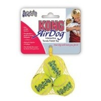 Air Kong Extra Small Squeaker Tennis Balls 3 Pack big image
