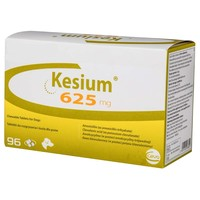 Kesium 625mg Chewable Tablets for Dogs big image
