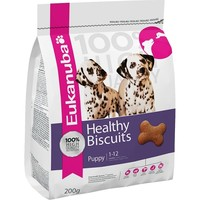 Eukanuba Healthy Biscuits Puppy Treats 200g big image