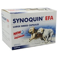 Synoquin EFA Joint Supplement Large Breed Capsules (Pack of 120) big image