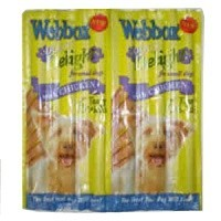 Webbox Dogs Delight Treat Sticks - Chicken big image