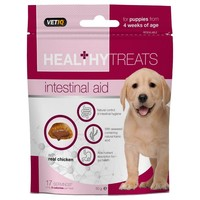 VetIQ Healthy Treats Intestinal Aid for Puppies 50g big image