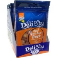 Good Boy Duck Flavoured Deli Bites for Dogs 65g big image
