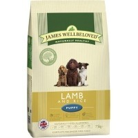 James Wellbeloved Puppy Lamb and Rice big image