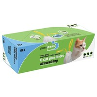 Van Ness Cat Litter Tray Drawstring Liners (Extra Giant) big image