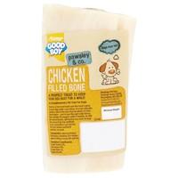 Good Boy Pawsley & Co Chicken Filled Bone big image
