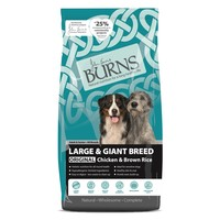 Burns Original Large Breed Dog Food (Chicken and Rice) 12kg big image