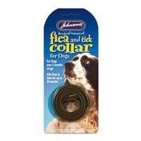 Johnson's Waterproof Flea Collar for Dogs big image