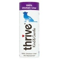 Thrive Kind and Gentle Chicken Liver Dog Treats 25g big image