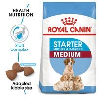 Royal Canin Medium Starter Mother & Babydog Dry Dog Food 12kg big image