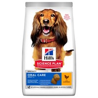 Hills Science Plan Oral Care Adult 1+ Dry Dog Food (Chicken) big image