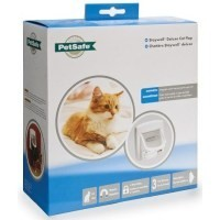 Staywell Petsafe Deluxe Magnetic 4 Way Cat Flap 400 big image