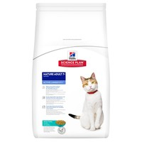 Hills Science Plan Mature 7+ Active Longevity Adult Cat Food 2kg (Tuna) big image